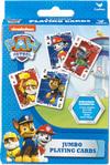 Paw Patrol - Jumbo Playing Cards