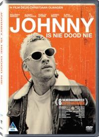 Johnny Is Nie Dood Nie (DVD) - Cover