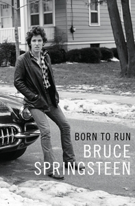 Born to Run - Bruce Springsteen (Paperback) - Cover