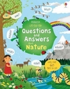 Lift-the-Flap Questions and Answers About Nature - Katie Daynes (Board book)