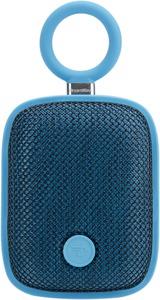 DreamWave BUBBLE POD Splash Proof Portable Bluetooth Speaker (Blue) - Cover