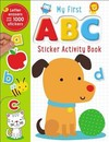 My First ABC Activity Book - Make Believe Ideas (Paperback)