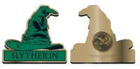 Harry Potter - Slytherin Sorting Hat Badge - Cover