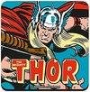 Marvel - The Mighty Thor Single Coaster