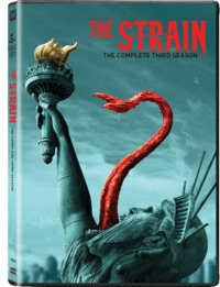 The Strain - Season 3 (DVD) - Cover