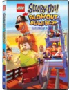 Lego: Scooby-Doo! - Blowout Beach Bash (DVD) Cover