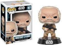 Funko Pop! Star Wars - Rogue One: Weeteef Cyubee Bobble Head Vinyl Figure - Cover
