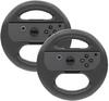 Sparkfox Race Wheel 2 Pack - Black (Nintendo Switch)
