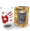 The Walking Dead - Fight the Dead Large Glass Cover