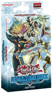 Yu-Gi-Oh! Structure Deck Cyberse Link Trading Card Game - Cover