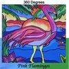 360 Degrees - Pink Flamingos (CD)