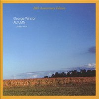 George Winston - Autumn (CD) - Cover