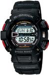Casio G-Shock Mudman 200m Digital Watch - Black