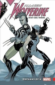 All-New Wolverine 5 - Tom Taylor (Paperback) - Cover
