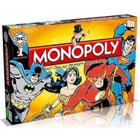 Monopoly - DC Comics Retro Edition (Board Game)