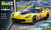 Revell - 1/25 Corvette C7r (Plastic Model Kit)
