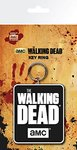 The Walking Dead - Logo Rubber Keyring Cover