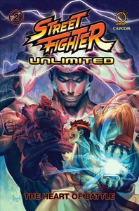 Street Fighter Unlimited Vol.2 Tp - Ken Siu-Chong (Paperback) - Cover