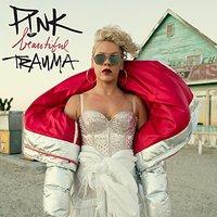 Pink - Beautiful Trauma (CD) - Cover