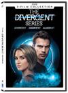 Divergent Series 3 Film Collection (Region 1 DVD)