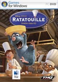 Ratatouille (PC) - Cover