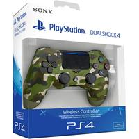 Sony - PlayStation Dualshock 4 Controller (NEW VERSION 2) - Green Camouflage