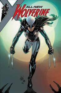 All-New Wolverine 4 - Tom Taylor (Paperback) - Cover