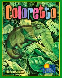 Coloretto (Board Game) - Cover