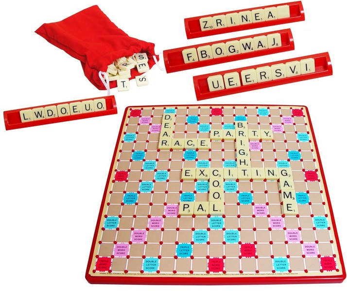 Tile Lock Scrabble Crossword