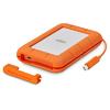 LaCie Rugged Thunderbolt & USB-C - 5TB Mobile External Hard Drive
