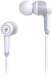 Genius M225 White In-Ear Headphones - Cover