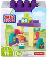 Fisher-Price - Mega Bloks First Builders Small Playset