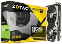 Zotac nVidia GeForce GTX 1060 AMP 6GB GDDR5 192bit Graphics Card - Cover