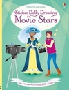 Sticker Dolly Dressing Movie Stars - Fiona Watt (Paperback)