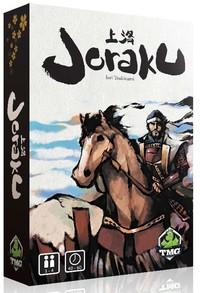 Joraku (Board Game) - Cover