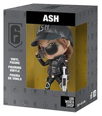 Tom Clancy's Rainbow Six Collection - Ash Chibi (Figurine) - Cover