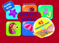 Lees En Luister: Eerste Lesse Klankboek (Hardcover) - Cover