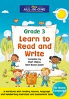 New All-In-One Learn to Read and Write For Grade 3 - Mart Meij (Paperback)