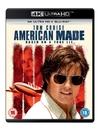 American Made (4K Ultra HD + Blu-ray)