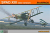 Eduard Kit 1:72 Profipack - Spad XIII (Plastic Model Kit)