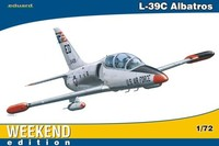 Eduard Kit 1:72 Weekend - Aero L39-C Albatros (Plastic Model Kit) - Cover