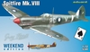Eduard Kit 1:72 Weekend - Spitfire Mk.VIII