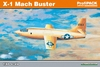 Eduard Kit 1:48 Profipack - X-1 Mach Buster (Plastic Model Kit)