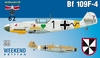 Eduard Kit 1:48 Weekend - Bf 109F-4 (Plastic Model Kit)