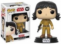 Funko Pop! - Funko POP! Star Wars Episode 8 The Last Jedi - Rose Bobble Head 10cm - Cover