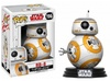 Funko POP! Movies - Star Wars Episode 8 The Last Jedi - BB-8 Bobble Head 10cm