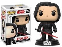 Funko Pop! - Funko POP! Star Wars Episode 8 The Last Jedi - Kylo Ren Bobble Head 10cm - Cover
