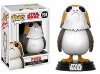 Funko Pop! - Funko POP! Star Wars Episode 8 The Last Jedi - Porg Bobble Head 10cm - Cover