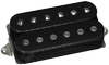 DiMarzio DP255FBK Transition Bridge F-Spacing Humbucker Electric Guitar Pickup - Bridge (Black)