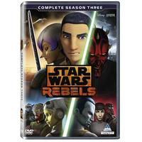 Star Wars Rebels - Season 3 (DVD)